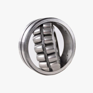 Spherical roller bearing-Steel cage